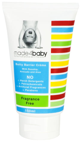 Botty Barrier Creme Fragrance Free 150ml