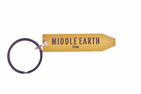 Give Me a Sign Key Ring - Middle Earth