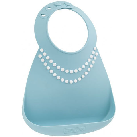 Tiffany Pearls Bib