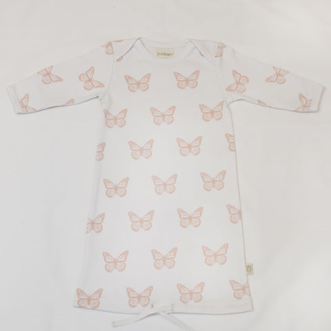 Organic Cotton Sleepsack - Butterfly
