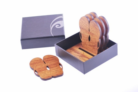 Classic Coasters Boxed - Jandals