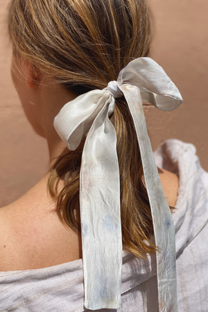 Silk Ribbon in Porcelain