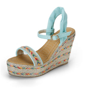 Baja Party Wedges