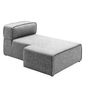 Business Casual: Modern Left Sectional Chaise - Björn