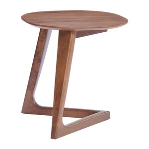 Park West Side Table Walnut