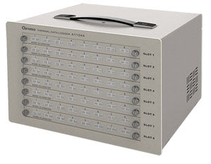 64-Channel Thermal Data Logger Chassis w/Software