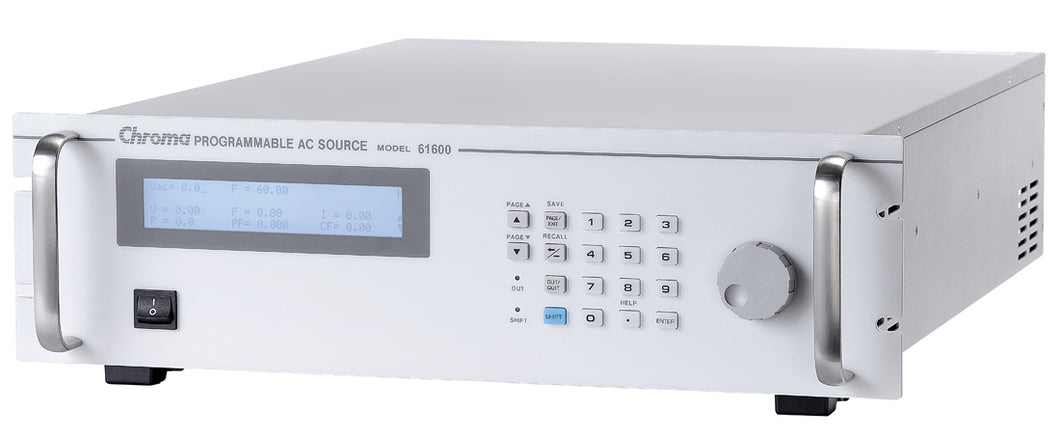 Programmable AC Power Source 1KVA