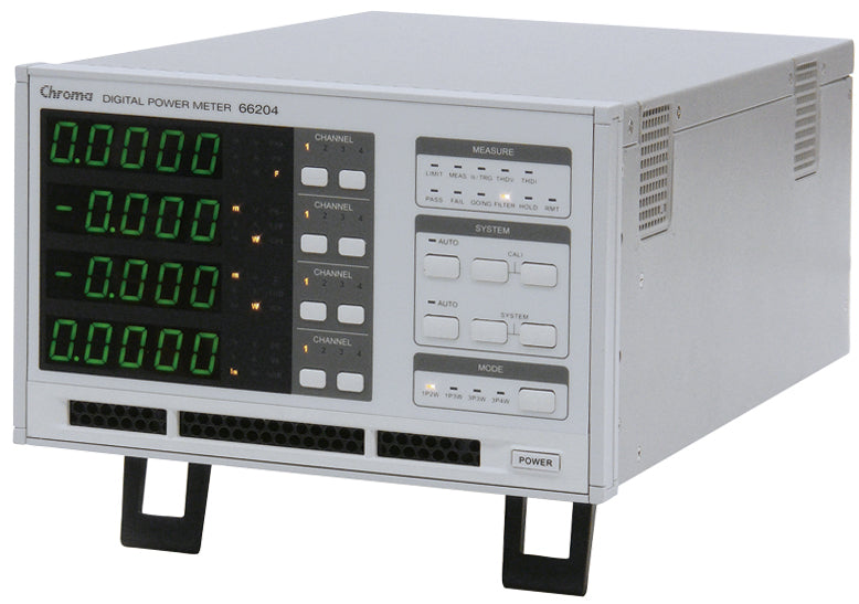 Digital Power Meter 4 channel
