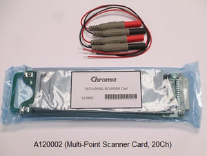 Multi-point Scanner Card (20ch)
