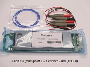 Multi-point TC Scanner card (10CH)