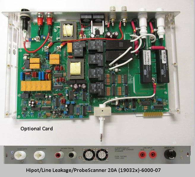 Hipot/Line Leakage/Probe Scanner 20A [19032/19032-P] - 6000-07