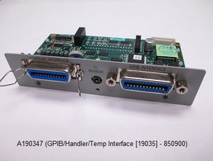GPIB/Handler/Temp Interface [19035-M/-S]