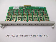 Data Logger 8-Port Sensor Card [51101-64]