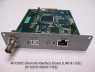 Remote Interface Board (LAN and USB) [61500/61600/61700]