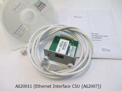Ethernet Interface  [CSU]