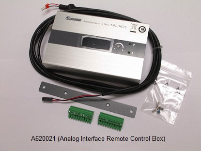 Analog Interface Remote Control Box
