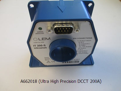 Ultra High Precision DC Curent Transformer (DCCT) 200A