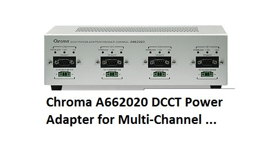 DCCT Power Adapter for Multi-Channel