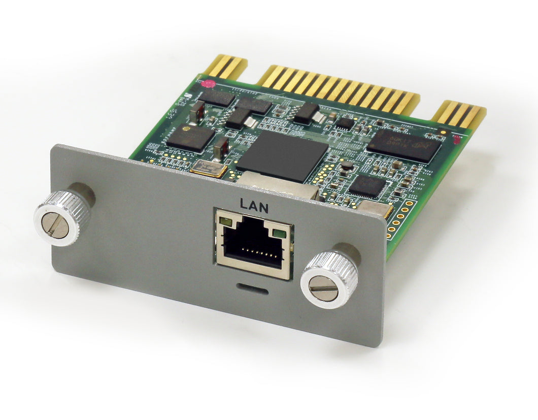 LAN Remote Interface Board for 66200 Power Meters