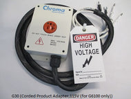 Corded Product Adapter Leakage (115V) [A190308/19032/19032-P]