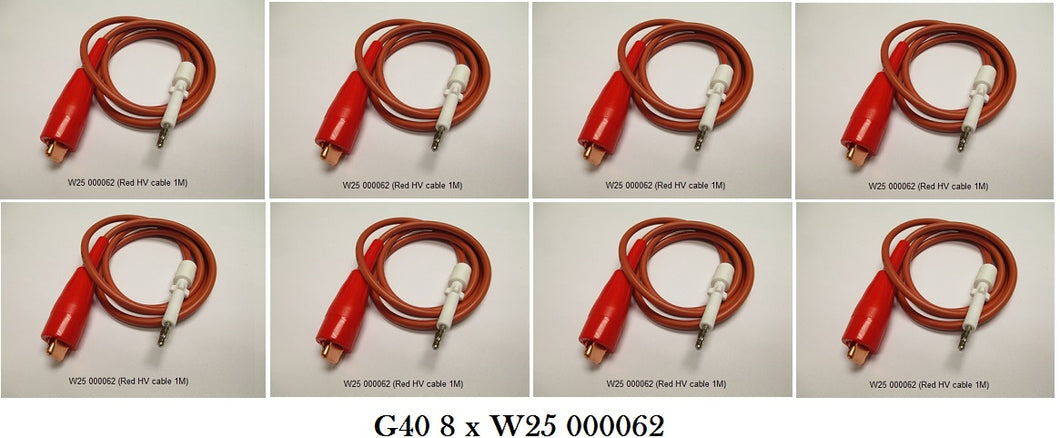 Scanner Clip Lead Set