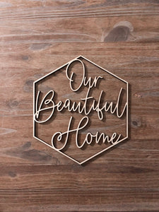 CORONA HEXAGONAL HOME PERSONALIZABLE