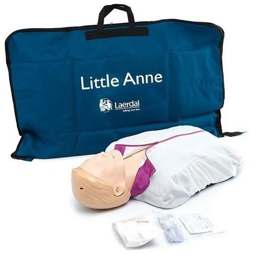 "Laerdal ""Little Anne"" CPR Manikin"