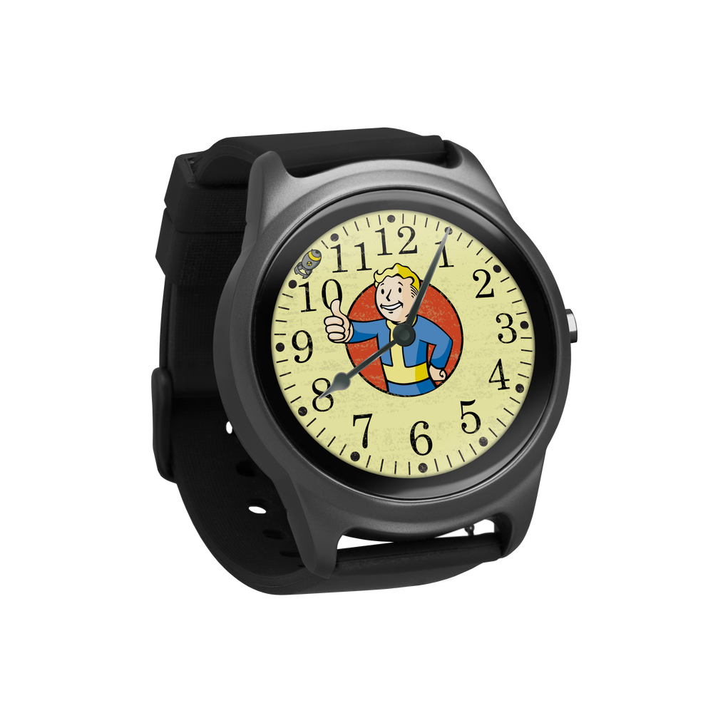 Fallout Smartwatch – One61 Studio