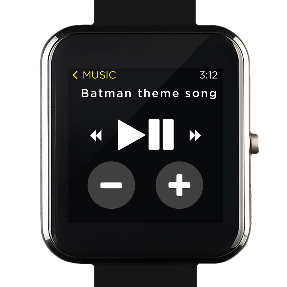 Batman Smartwatch – One61 Studio