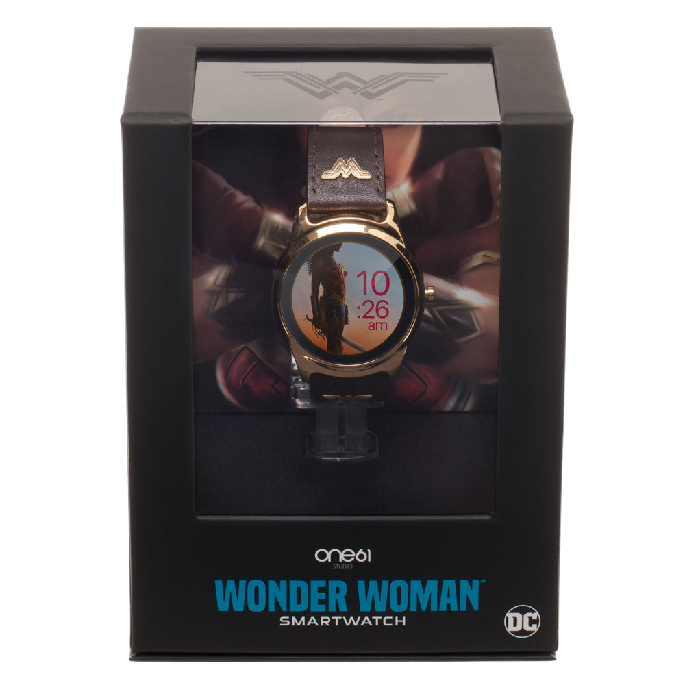 Wonder Woman Smartwatch