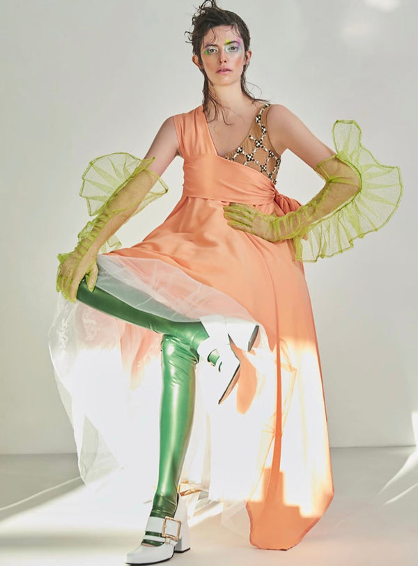Mary Francis Featured In Vogue Czech May/June Printed Issue