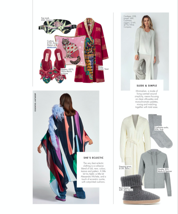 Oceanus featured in HELLO!FASHION