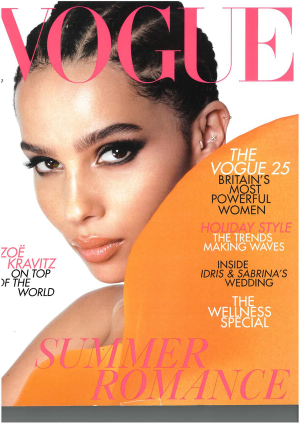 Vogue's Splash hits