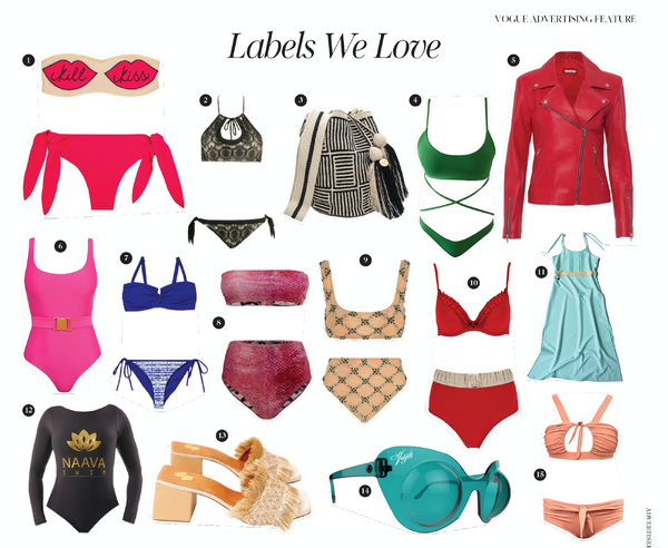 Vogue: Labels We Love