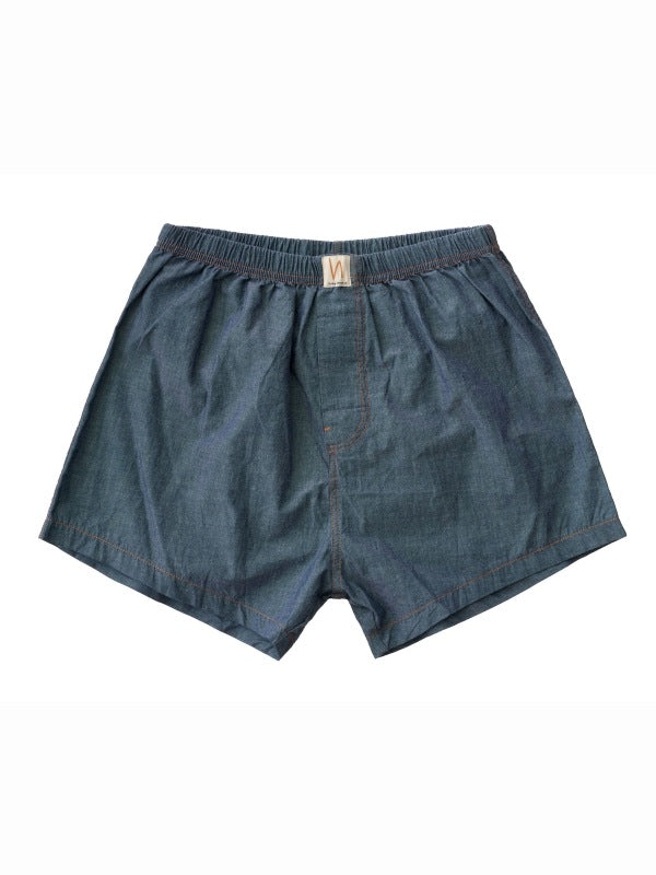 Boxers Chambray-Underwear-Nudie Jeans-UPTOWN LOCAL