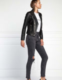 Essential Jacket Black/Silver-jackets-ENA PELLY-UPTOWN LOCAL