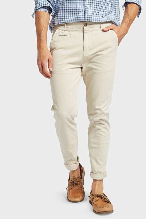 Cooper Chino Sand-Pants-The Academy Brand-UPTOWN LOCAL