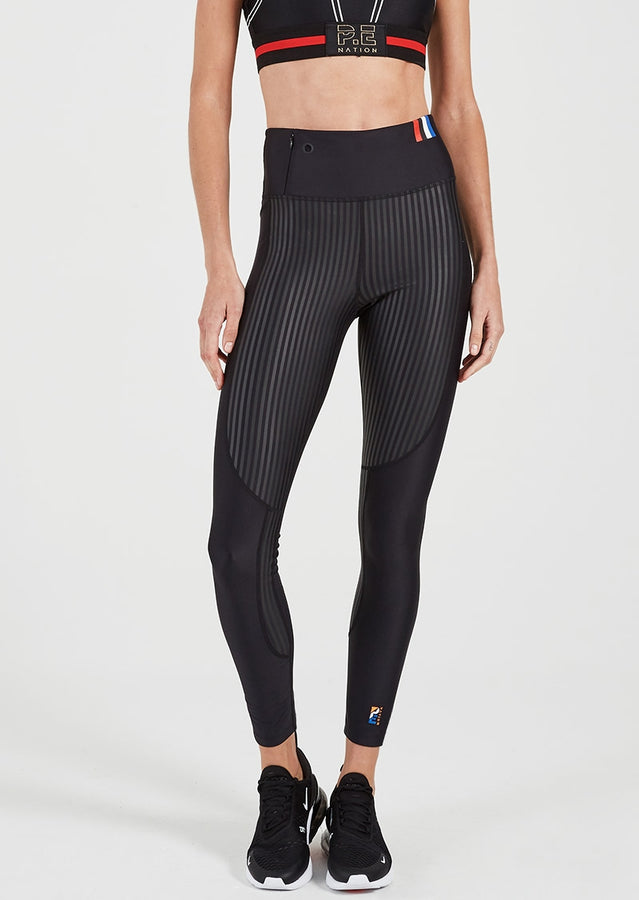 Victory Legging Black-Activewear-PE Nation-UPTOWN LOCAL
