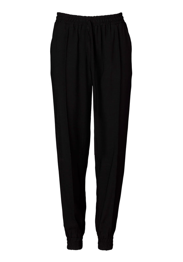 Podium Pant Black-Pants-Viktoria and Woods-UPTOWN LOCAL