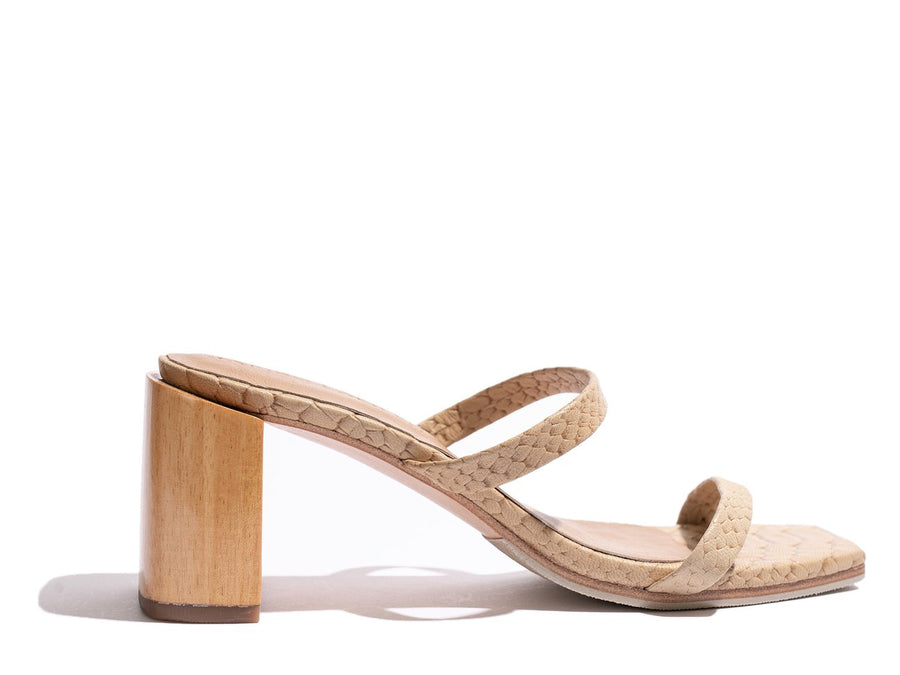 Sirenuse Strap Sandal Crema-Shoes-James Smith-36-UPTOWN LOCAL