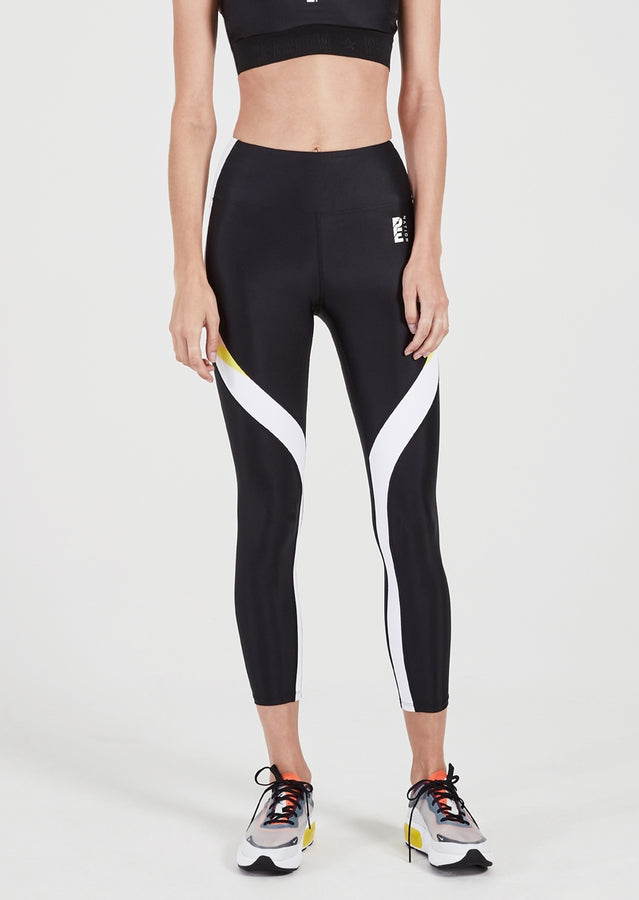 Free Fly Legging Black-Activewear-PE Nation-UPTOWN LOCAL