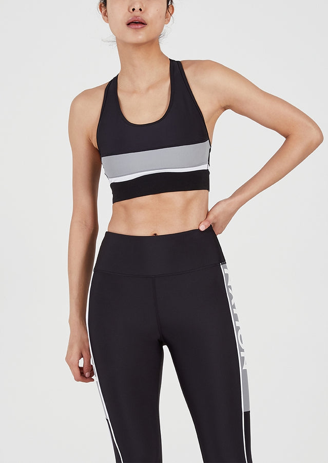 Altitude Crop Black