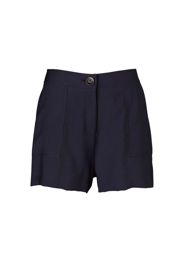 Palmer Short Navy-Shorts-Viktoria and Woods-UPTOWN LOCAL