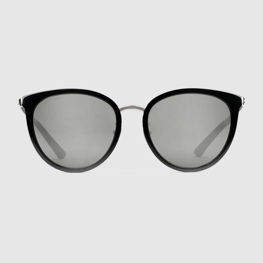 GG0077SK002 BLACK-Sunglasses-GUCCI-UPTOWN LOCAL
