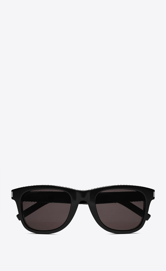 SL51F020 Black-Sunglasses-SAINT LAURENT-UPTOWN LOCAL