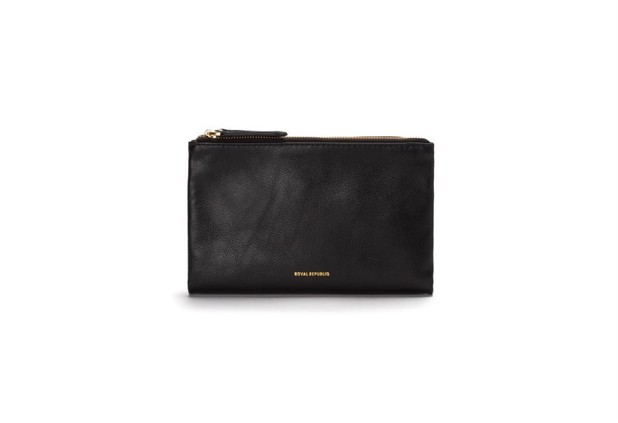 Catamaran Wallet Black