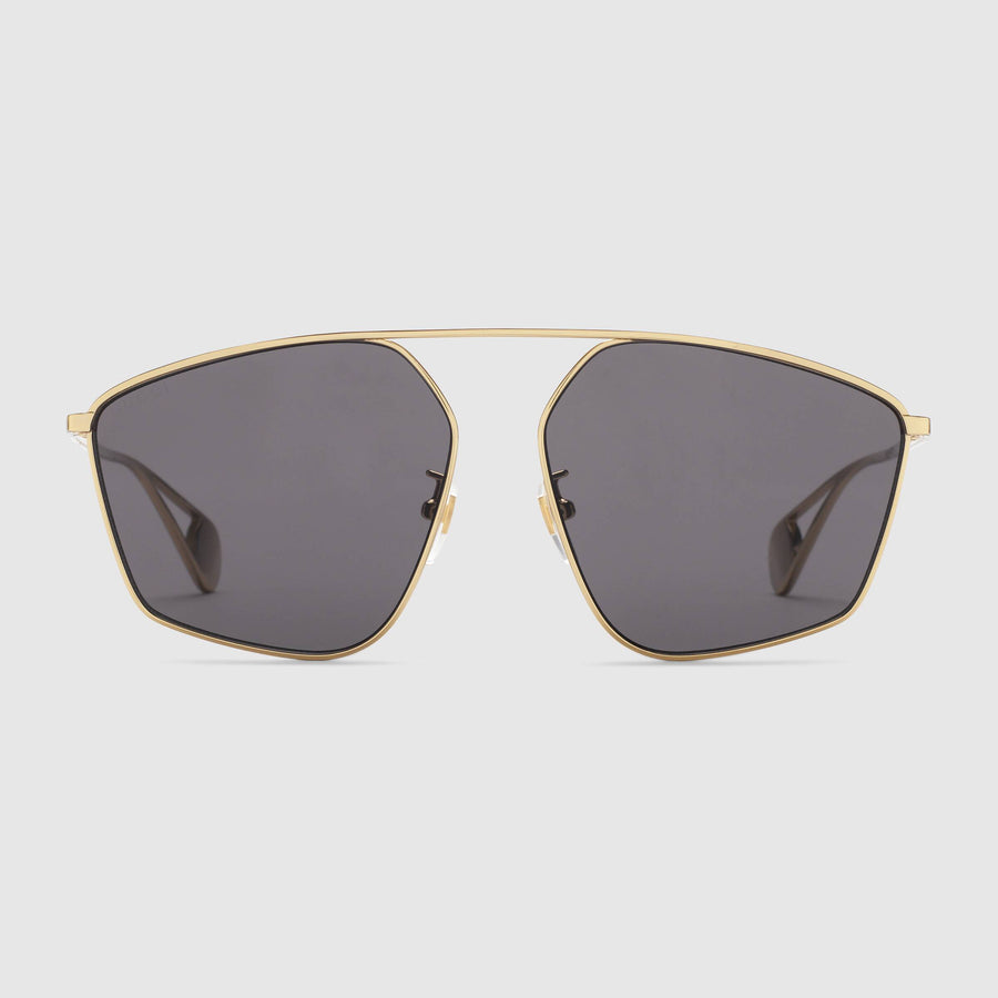 GG0437SA002 Gold-Sunglasses-GUCCI-UPTOWN LOCAL