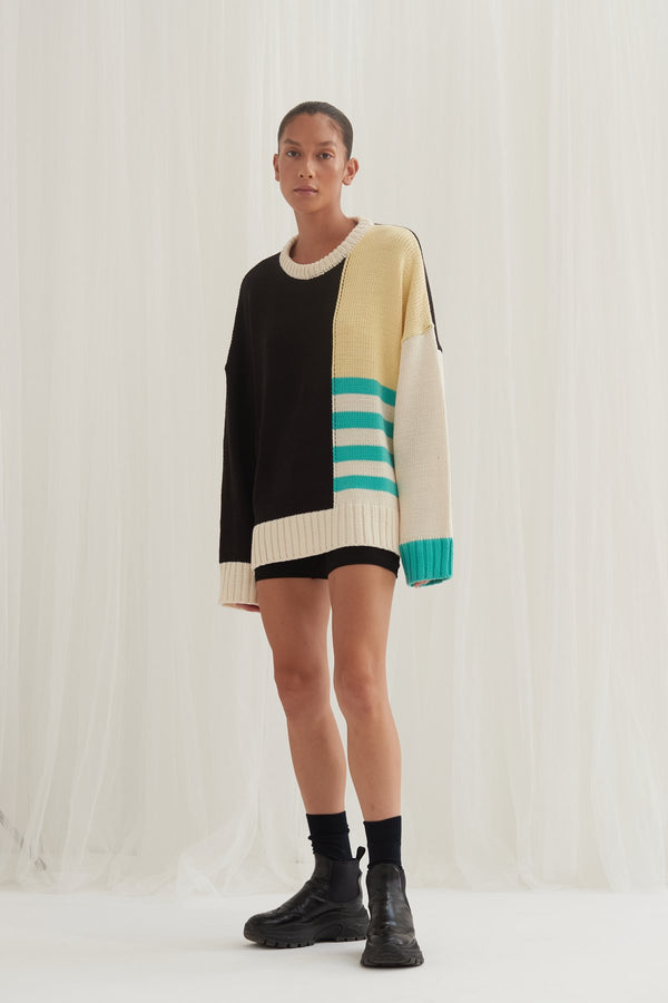 Chambord Knit-Knitwear-Blanca-UPTOWN LOCAL