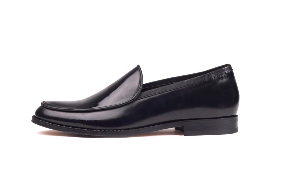 Alias Classic Loafer Black-Shoes-Royal Republiq-UPTOWN LOCAL