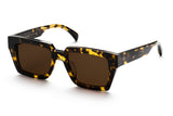 Lukie - Seventies Tort-Sunglasses-AM Eyewear-UPTOWN LOCAL